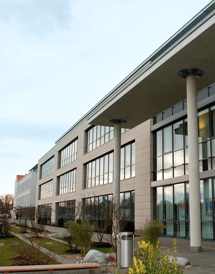 Gebäude PayCenter